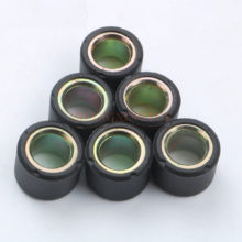 Variator Rollers Roller Weights 18 x 14mm 9gram 10gram 12gram 13gram 18gram for KYMCO