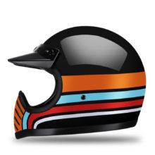 AMZ Motorcycle Helmet Fiberglass Motocross Casco Capacete Moto Helmet