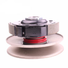 Racing Clutch Assy with Clutch Bell for GY6 125cc 150cc 157QMJ 152QMI Engine