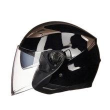 GXT Helmet Motorcycle Half Face Helmet