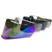 Rainbow visor only for LS2 FF390 with Anti-fog Pinlock hole