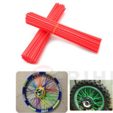 Motorcycle Motorcross Dirt Bike Enduro Off Road Rim Wheel spoke skins cover