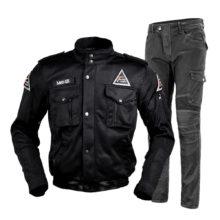 Racing Riding Jacket Motorcycle Body Armor
