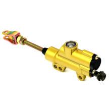 LMoDri Motorcycle Rear Brake Master Cylinder Pump