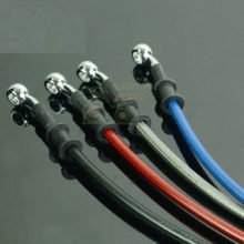Hydraulic Reinforced Brake Clutch Oil Hose Line Pipe