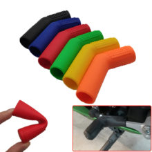 Hot Motorcycle gear shifter shoe protector case shift lever protective cove