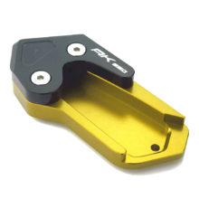 kymco Ak550 Side Stand Extension Plate